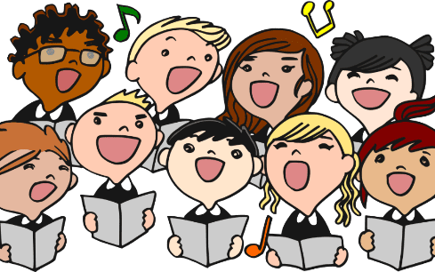 Seven Notes In Black O-Choir